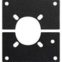 Camplex HY45-101-SPLIT Canare & LEMO SMPTE Plug & Jack Panel Mount Split Frame