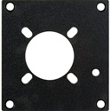 Camplex LEMO SMPTE Plug or Jack (Holds Either) HY45 Pre-Punched Frame