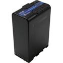 IDX SB-U98 Extra High-Capacity 14.4V Lithium Ion Battery for Sony U-Type Mount Cameras