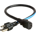 Middle Atlantic IEC-18X20 IEC Power Cord 18 Inches (Pack of 20)