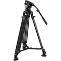 Ikan EG05A2 Two Stage Aluminum Tripod with GH05 Head