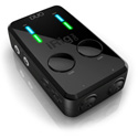 IK Multimedia IPIRIGPROAU6 iRig Pro Duo 2-Channel Audio/MIDI Interface for iPhone iPad MAC/PC