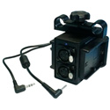 IndiPro Tools PAE6BMP Power Grid & XLR Audio Box for Blackmagic Pocket Camera