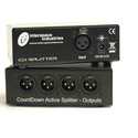 Interspace Industries CDSPLIT Active 1x4 Splitter CDU CDSOFT & CW (Digits Only)