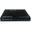 Intelix INT-HD70-TX HDMI Slim 70M POH IR and Control HDBaseT Extender - Transmitter