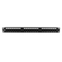 iStar WA-PP24-C6 24 Ports 1U Cat6 Patch Panel