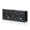 iStar WA-SF120-2FAN Cabinet  2x120mm AC Cooling Fans