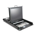 iStar WL-21708 1U Rackmount 17 Inch TFT LCD Keyboard Drawer 8port KVM