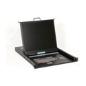 iStar Wl-21908 1U Rackmount 19 Inch TFT LCD Keyboard Drawer 8port KVM