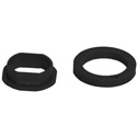 Canare IU-7/16 Isolation Bushing - Black