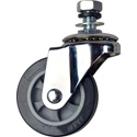 Replacement Non-Locking Caster for JACKREEL-XL1 - EACH