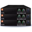 JBL CSA2120Z 2-Channel 120W 1U Commercial DriveCore Amplifier - Built-in 70/100V Fanless