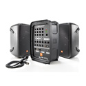 JBL EON208P Personal 2-Way PA System with Powered 8-Channel Mixer and Bluetooth