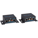 Jensen CI-RJ2R Two Channel RCA to CAT-5 extender