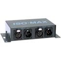 Jensen MS-2XX Dual Channel Stereo Microphone Splitter / Isolator