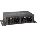 Jensen PI-2XX Stereo Audio Isolator Interface 2 Channel XLR