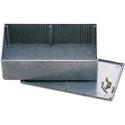 Aluminum Box 3.818  x 1.97 x 0.985.