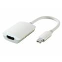 Kanex KIADAPT4KW Mini DisplayPort to HDMI Adapter w/ 4K and Audio Support (White)