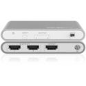 KanexPro SP-HD20-1X2 1x2 HDMI DA w/ HDCP2.2 4K Cinema Resolutions & Smart EDID Control