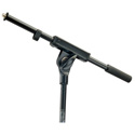 K&M 21160 Boom Arm- Black