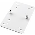 K&M 24354-000-57 Adapter Panel 2 - White