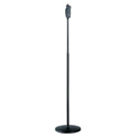 K&M 26085 One Hand Microphone Stand (Black)