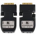 Kramer 602R/T Detachable DVI Optical Transmitter & Receiver