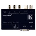 Kramer Electronics 7408 SDI to Analog Video Converter