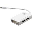 Kramer ADC-MDP/M2  Mini DisplayPort to DVI - HDMI - DisplayPort Adapter Cable