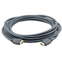 Kramer C-HM/HM-3 Standard HDMI (M) to HDMI (M) Cable - 3 Ft.