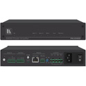 Kramer PA-240Z Controllable Power Amplifier - 1 x 240W at 70V/100V and 2 x 120W at 8 Ohm