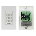 Kramer RC-206 6-Button I/O Control Keypad