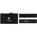 Kramer TP-580RD 4K60 4:2:0 DVI HDCP 2.2 Receiver with RS-232 & IR Over Long-Reach HDBaseT