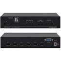 Kramer VM-24HC - 2x1:4 HDMI Switcher & Distribution Amplifier