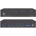 Kramer VM-4DT 4K (4:2:0) 1:4 Long-Reach HDBaseT Extender/Distribution Amplifier