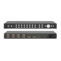 Kramer VP-772 8 Input 4K30 UHD DVI (HDCP) ProScale Presentation Matrix Switcher/Dual Scaler with FX