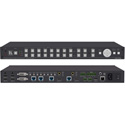 Kramer VP-778 8-Input ProScale Presentation Matrix Switcher/Dual Scaler with Seamless Video Cuts 4K30 UHD Output Support