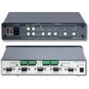 Kramer VP-2X2 2x2 VGA/XGA/Balanced Audio Switcher