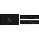 Kramer VS-21DTP 4K60 4:2:0 2 HDMI to HDBT Auto Switcher with PoE