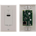 Kramer WP-571 Active Wall Plate - HDMI over Twisted Pair Transmitter - White