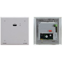 Kramer WP-580T Active Wall Plate - HDMI over HDBaseT Twisted Pair Transmitter - Decora Black