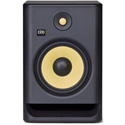 KRK RP8 G4 Powered Studio Reference Audio Monitor with 8 Inch Driver - Each