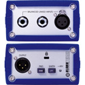 Klark Teknik DN100 Direct Injection Box with Balanced I/O