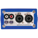 Klark Teknik DN200 Active Stereo DI Box