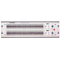 Klark Teknik DN360 Two Channel 30 Band 1/3 Octave Classic Graphic EQ