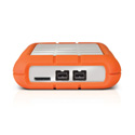 LaCie STEV2000400 Rugged Thunderbolt 2 TB 2.5 Inch External Hard Drive - USB 3.0