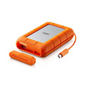 LaCie STFA4000400 Rugged 4 TB Installed HDD Capacity - Thunderbolt - USB 3.0 Portable Hard Drive
