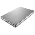 LaCie STFD2000400 2TB Porsche Design Mobile Drive - Silver