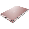 LaCie STFD2000406 2TB - Porsche Design Mobile Drive - Rose Gold