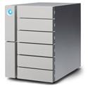LaCie STFK48000400 48TB 6big RAID Storage Thunderbolt 3 & USB-C 7200 RPM Enterprise